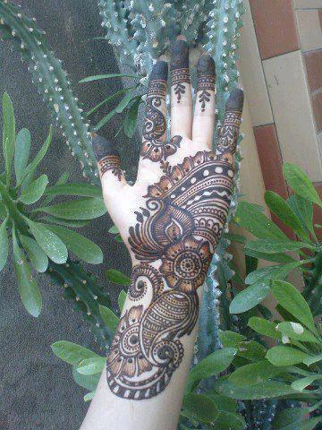 Best Eid Arabic Mehndi Designs In Pakistan Fashioneven