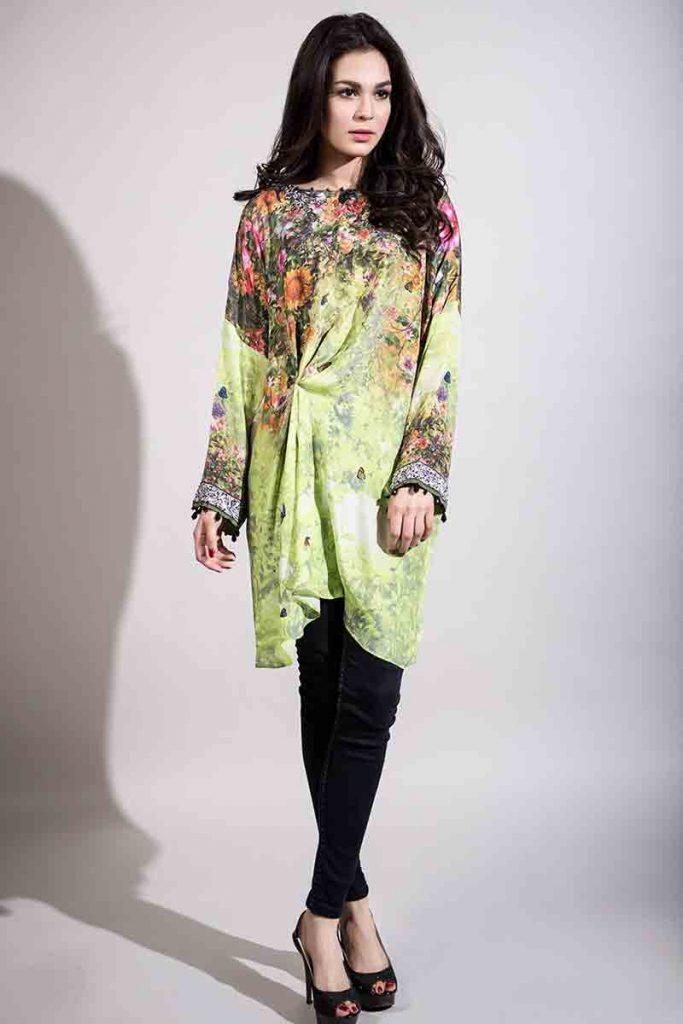 Latest Mariab Eid Dresses For Girls 1 Fashioneven