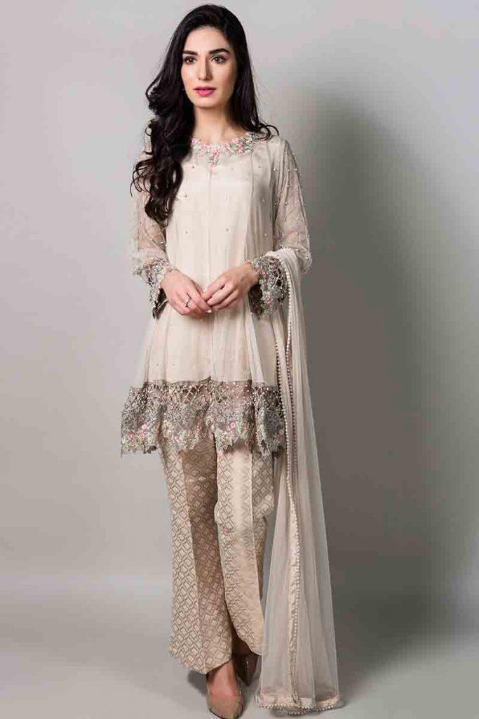 Latest Mariab Eid Dresses For Girls 2 Fashioneven