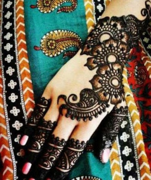 Best Arabic Mehndi Designs 2017 New Eid FashionEven