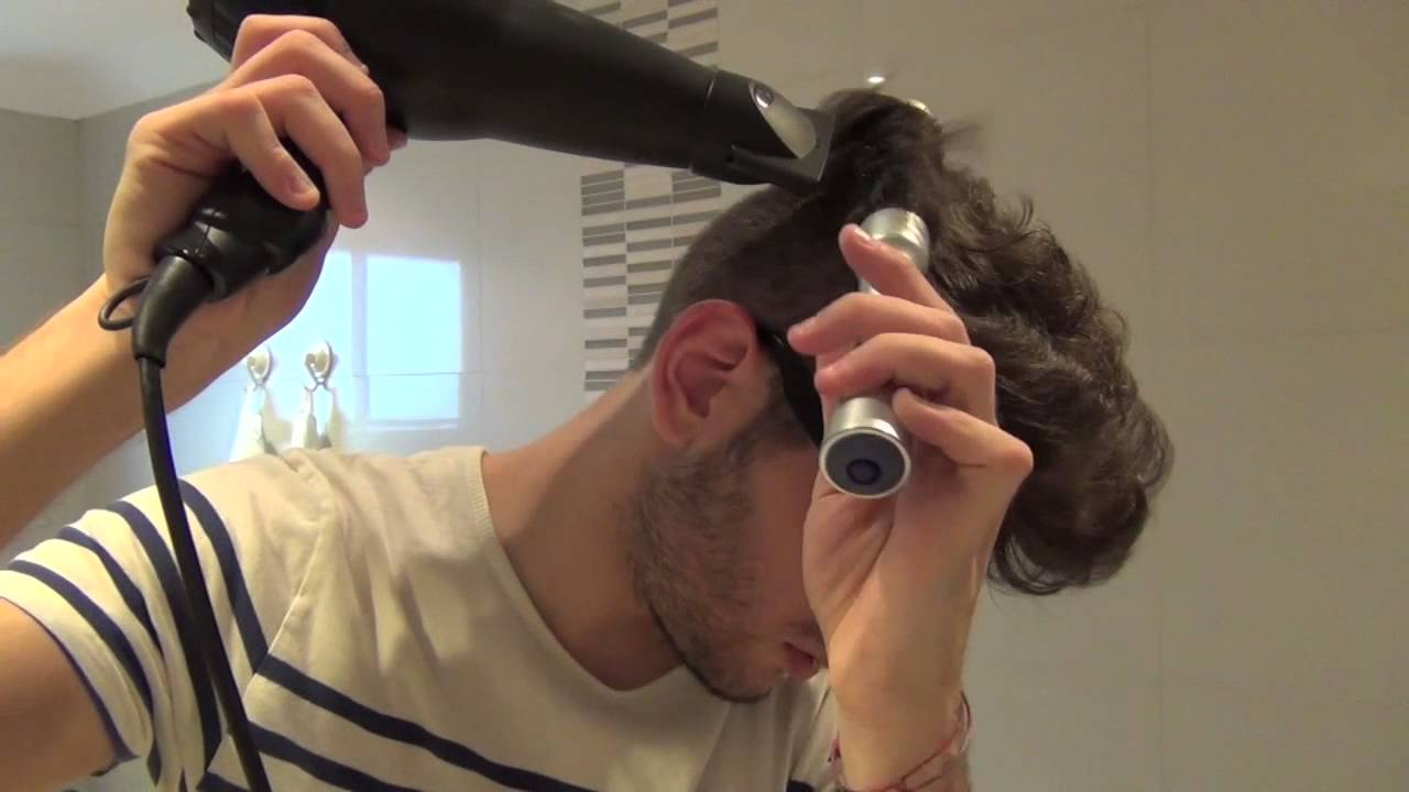 less use of hair dryer