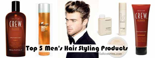 top best hair styling cream wax gel-spray-lotion for men in Pakistan 2017