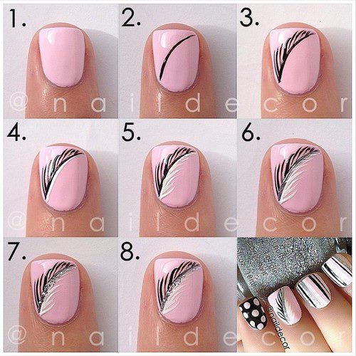Easy Nail Art Designs 2018 Step By Step In Pakistan | FashionEven