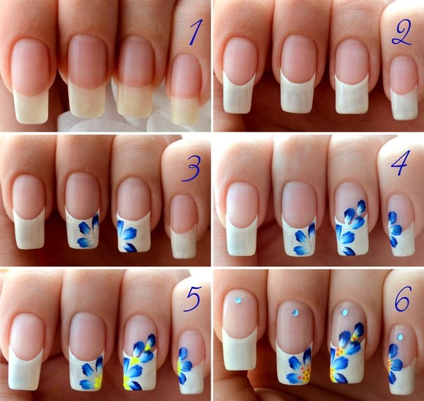 Easy Nail Art Designs 2018 Step By Step In Pakistan Fashioneven