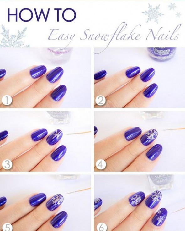 Best DIY Nail Art Tutorials 2016 For Beginners