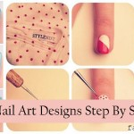 Easy diy nail art tutorials for beginners