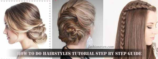 New Party Hairstyle Tutorials For Girls In 2018 Fashioneven