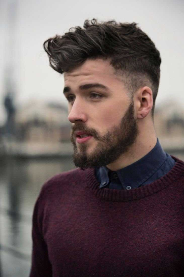 new beard styles 2017 2018 for young men