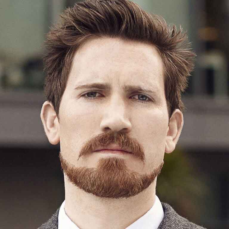 Cool Beard Styles For Boys Photo 13