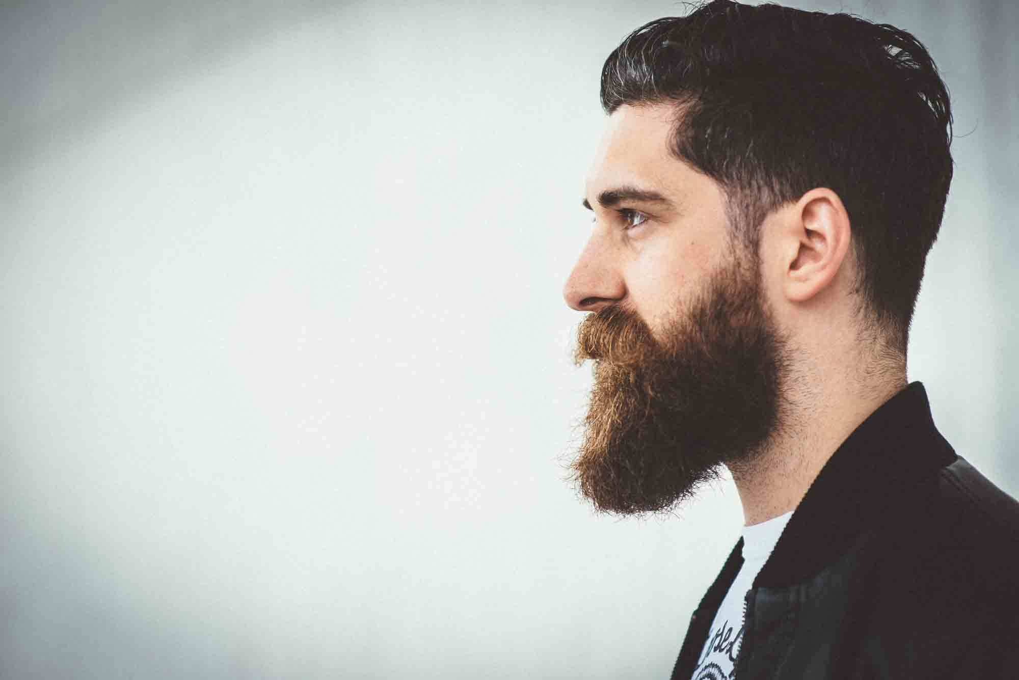 trendy full beard style 2017 2018 for men