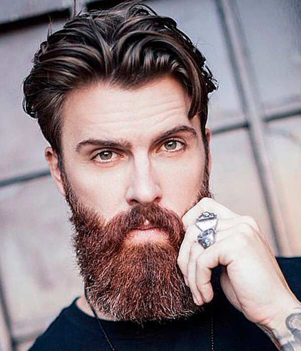 Young mustache styles men for 13 Inspiring