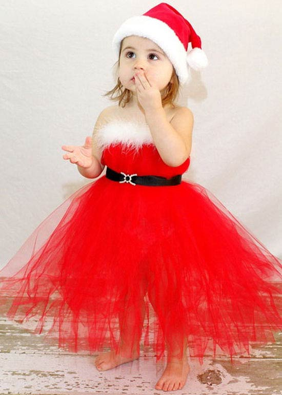 Great customer service and fast, reliable shipping makes shopping for toddler Christmas dresses fun, fast and easy. Our Christmas dresses for toddlers are in stock and ready to ship immediately. Don't forget to add lovely Hair Accessories and a great pair of Girls Shoes to complete her holiday look.