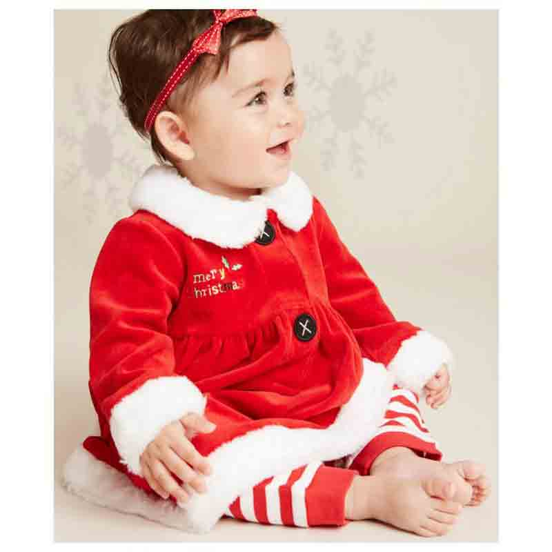 Cute Christmas Dresses For Kids 2017 Christmas Outfits  FashionEven