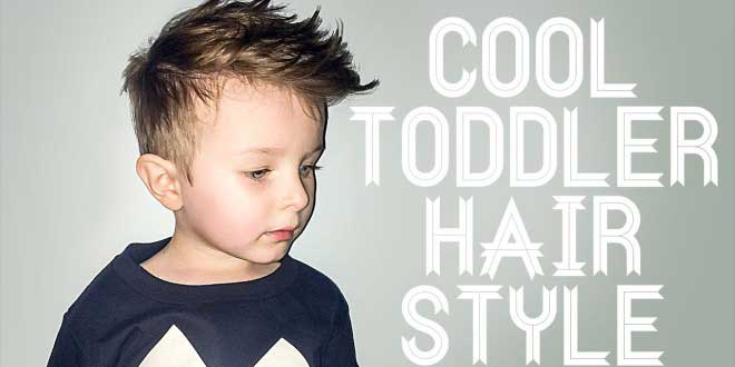 Best Little Boys Haircuts And Hairstyles In 2019
