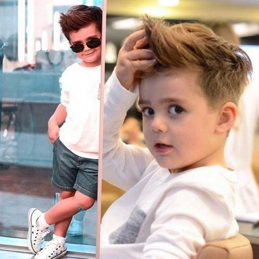 best slicked hairstyles for toddler boy 2017 2018