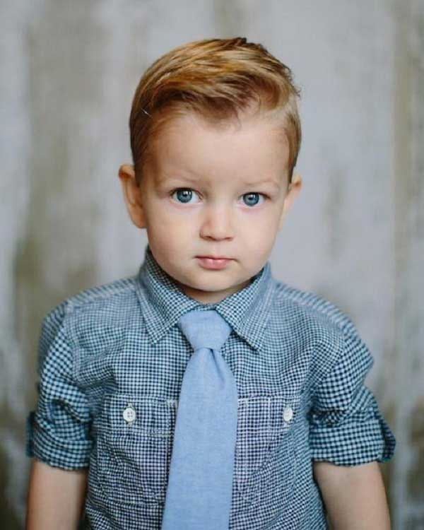 best short undercut hairstyle trends 2017 2018 for little boy