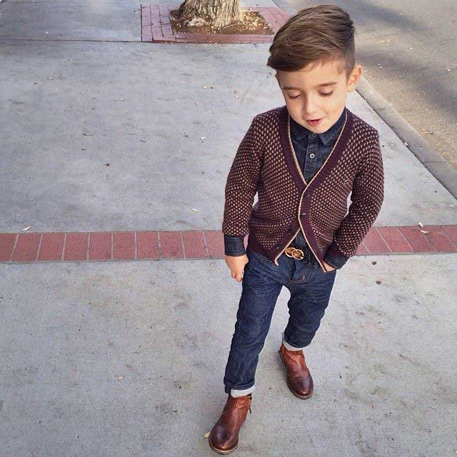 Fabulous Best Toddler Boy Haircut And Hairstyles 2017 2018 Fashioneven Short Hairstyles Gunalazisus