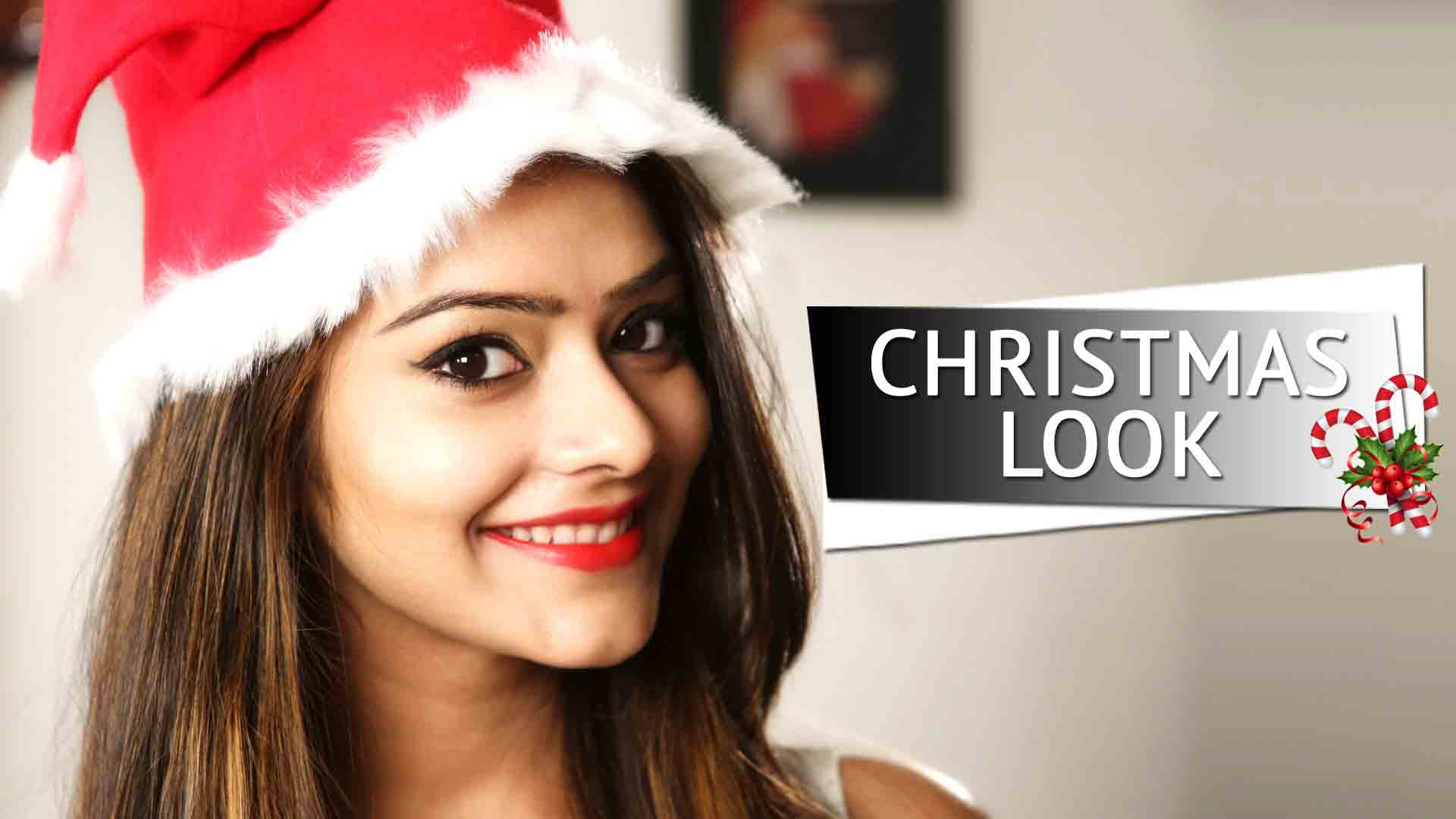 best makeup trends for Christmas party makeup look for women 2017