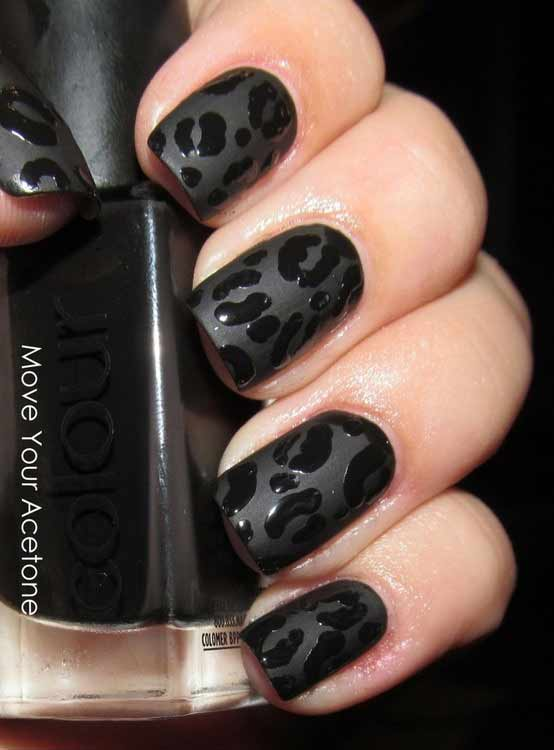 latest new year nail art designs