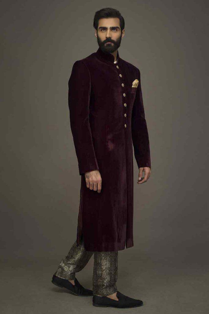Groom Wedding Sherwani Designs For Mehndi 19 Fashioneven