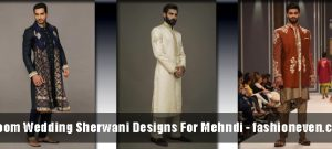 best stylish pakistani groom wedding sherwani designs 2018 for mehndi