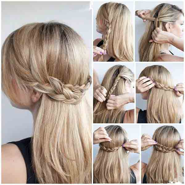 Best Open Hairstyles For Party 2020 In Pakistan Fashioneven