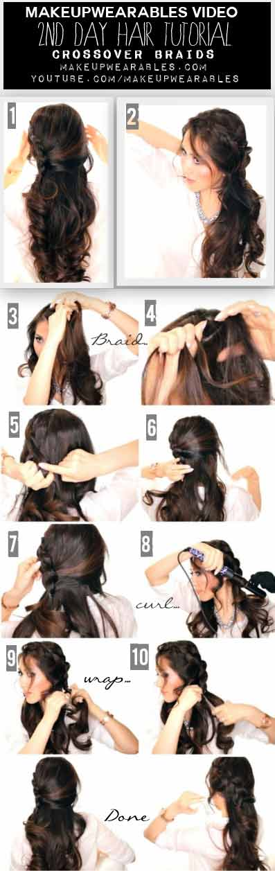 Best Open Hairstyles For Party 2019 In Pakistan Fashioneven