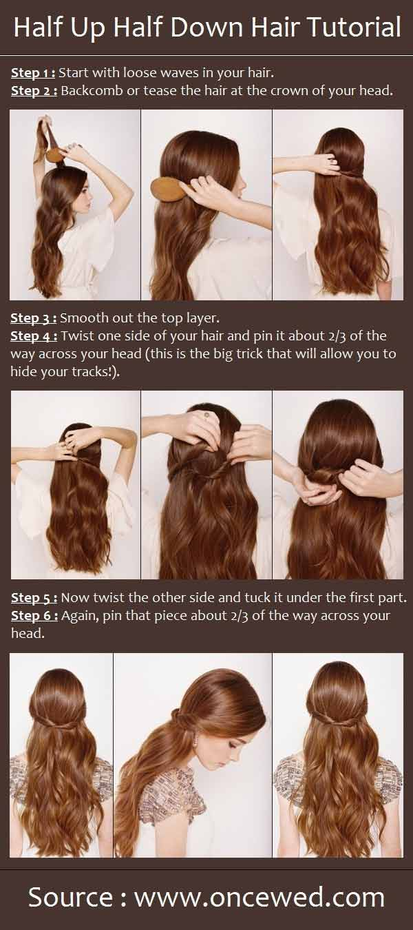 New Party Hairstyles Tutorial Step By Step, best pakistani hairstyles