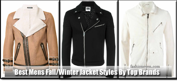 best mens fall/winter jackets by top designer brands