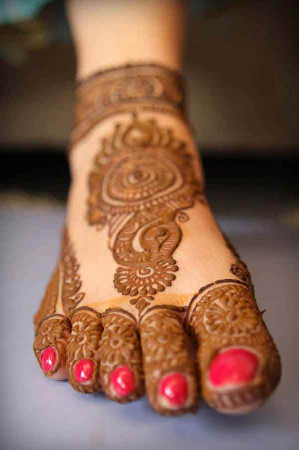 best new bridal mehndi styles for indian bridal