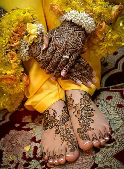 best pakistani bridal mehndi designs 2017 2018
