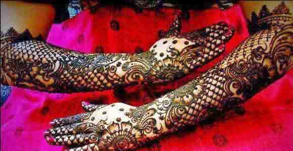 amazing bridal mehndi designs 2017 2018 for wedding brides
