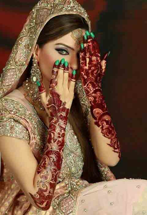 best bridal mehndi designs 2017 2018
