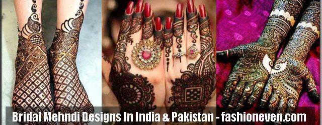 best bridal mehndi designs 2017 2018 for full hands feet and arms