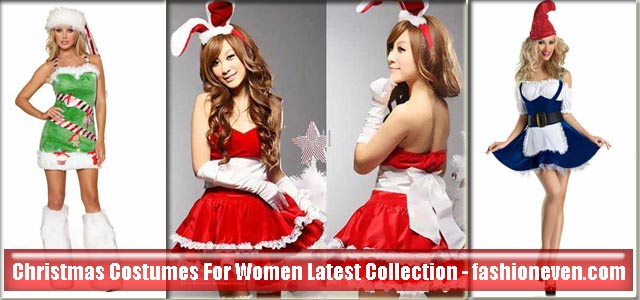 Latest Christmas Costumes For Women In 2017