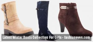 best winter boots collection 2018