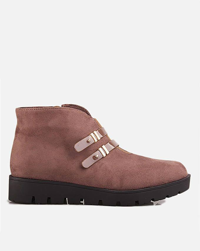 New flat ankle boots collection 2016