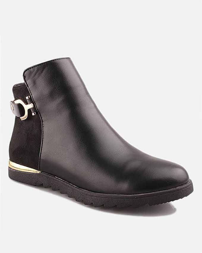 latest flat winter boots new collection 2016