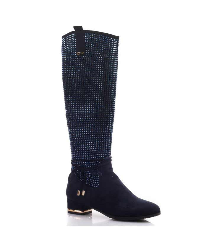 best knee high winter boot designs in pakistan