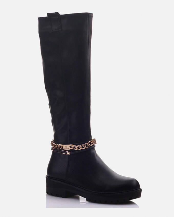 winter knee high boots latest trends