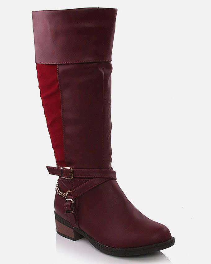 best maroon winter boots for women 2016