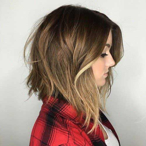 super gorgeous reverse bob short haircut and hairstyle 2017 2018