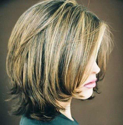 super cute short bob short haircut and hairstyle 2017 2018