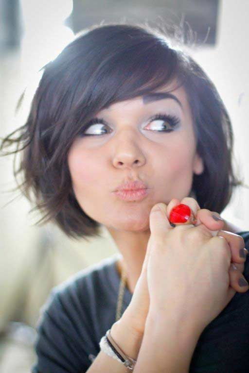 short bob short haircut and hairstyle 2017 2018 trend in pakistan