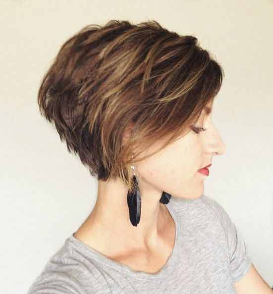 Short Haircuts And Hairstyles For Girls In 2018