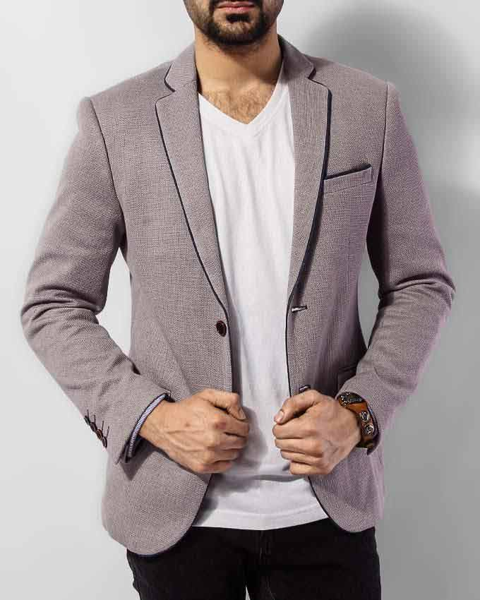 best grey winter casual coats for men in Pakistan 2018