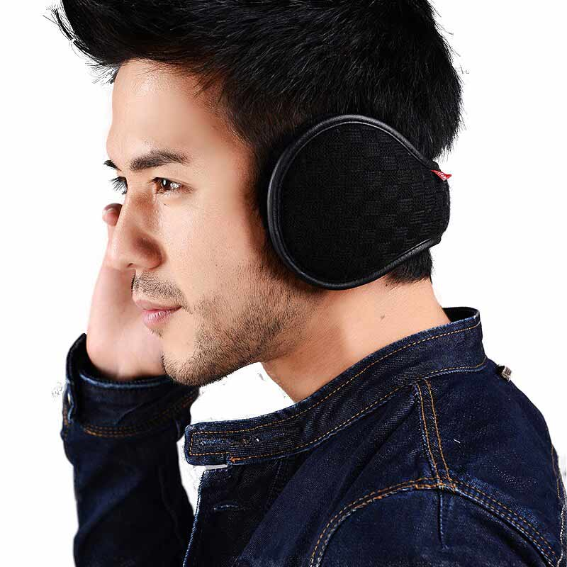 latest trend of earmuffs for men latest winter fashion accessories trend 2017 2018 in Pakistan