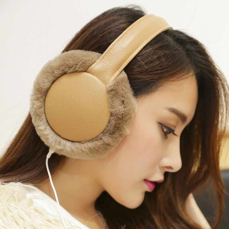 trendy earmuffs for women latest winter fashion accessories trend 2017 2018 in Pakistan