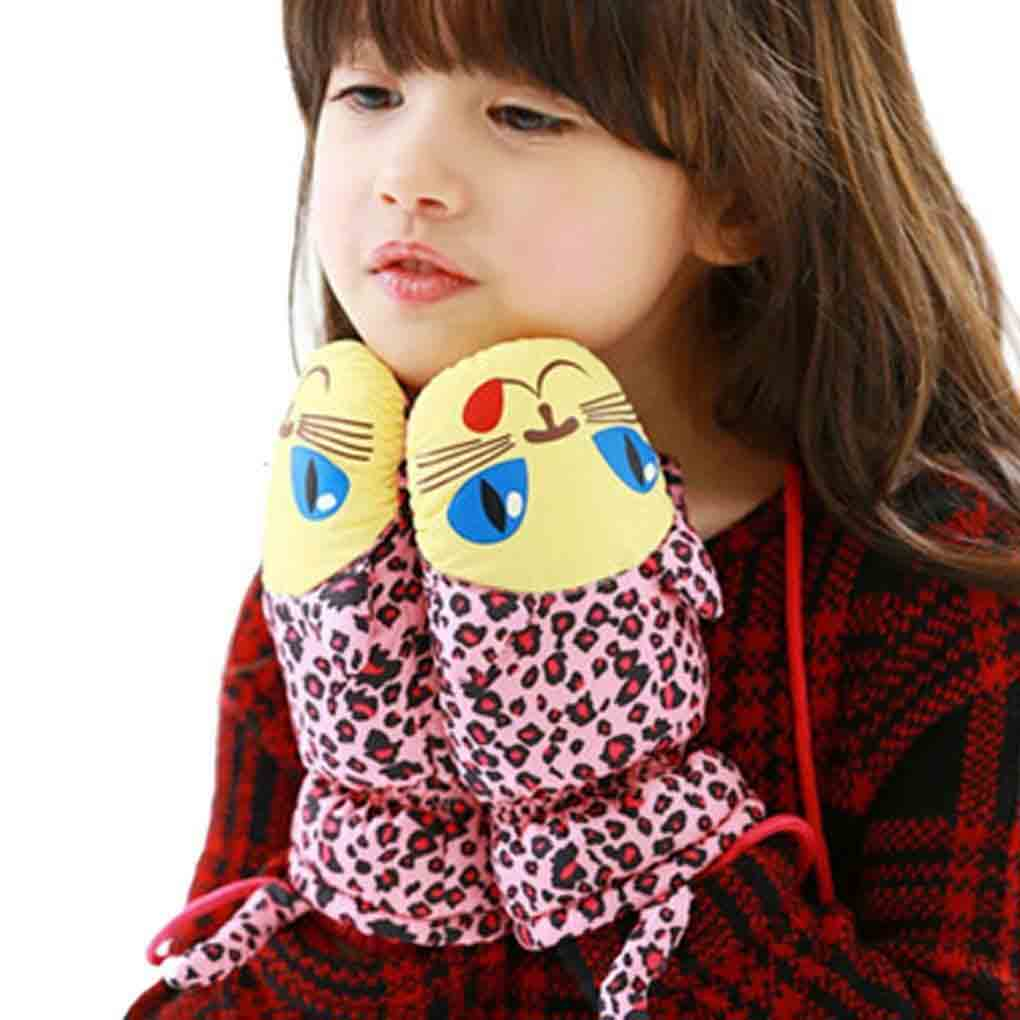 cute warm gloves for kids latest winter fashion accessories trend 2017 2018 in Pakistan