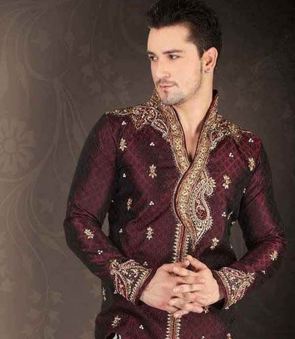 latest best pakistani men short hairstyles 2017 for mehndi function